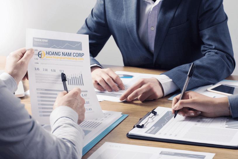 Báo cáo tài chính tại Đà Nẵng