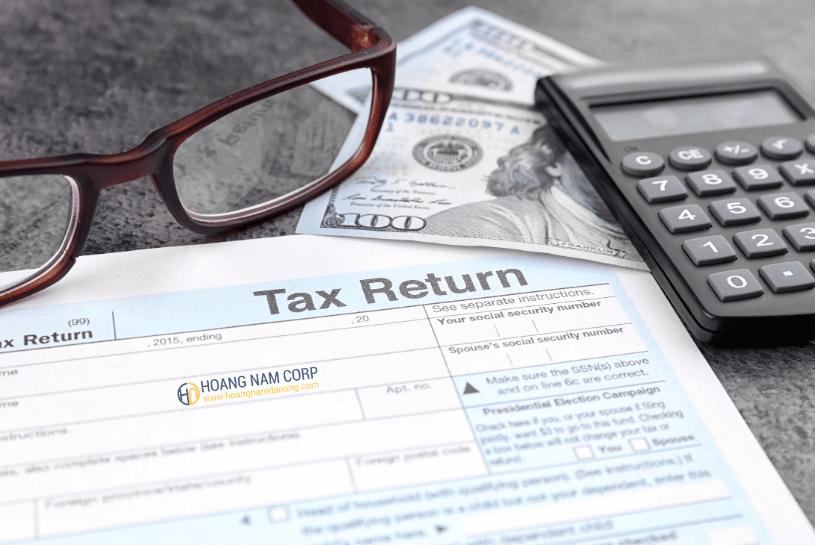 kê khai thuế ban đầu
